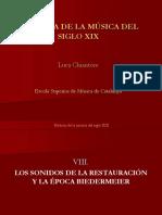 ESMUC - Historia XIX - 8 - Biedermeier
