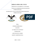 informe-empresarial