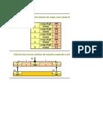 Planilha Cálculo de Sapatas