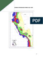 Intensidades Sismicas Peru