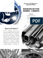 D1 C.astudillo J.aviles M.bajaña Acero Diagrama Hierro Carbono