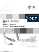 hbs730 bluetooth headset