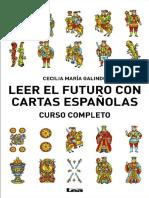 lectura del tarot cartas español