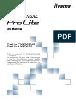 TH LH5565 Usermanual e RevD