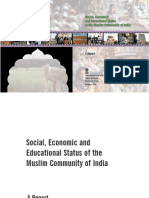 Sachar Committee Report