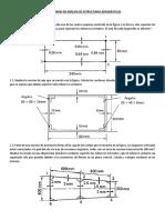 Ejercicios Estructuras Aeronáuticas