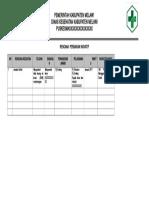 Kriteria 4.1.3 Ep 4 Rencana Perbaikan Inovatif, Evaluasi Dan Tindak Lanjut Thdp Evaluasi