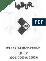 Werkstatthandbuch LD LO