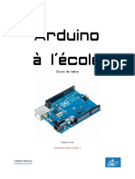 Arduino Cours 2016