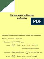 Fundaciones Indirectas 2017 (Presentacion PRACTICA)