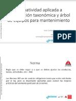 Taxonomia segun 14224
