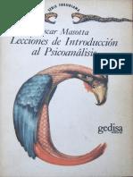 Lecciones de introduccion al psicoanalisis Oscar Masotta pdf.pdf