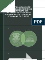 Análisis y Proyección de Las Fortalezas Económicas