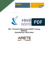 PM400 Preventive