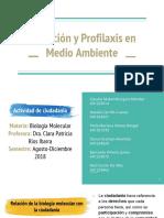 Detección y Profilaxis en Medio Ambiente