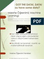 Machine Learning Explanation