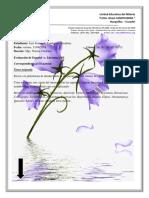Evaluación de Español a Literatura NS (III Parcial)
