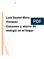 Luis Daniel Mora Vazquez Consumo de Energia