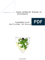 Logbuch für einen grüneren Konsum in Greifswald
