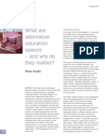 Kraftl 2014 What Are Alternative Education Spaces-20160107T075443