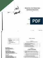 Balbin-manual de Derecho Administrativo