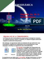 termodinamica( segunda ley) .. roger fiel