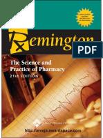 Remington pharmacy pdf.
