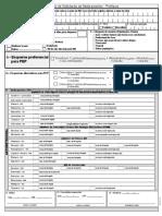 Solicitação Medicamentos Profilaxia FEV2016