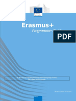 2019 Erasmus+ programme guide