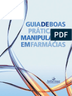ANFARMAG-Guia de Boas Praticas de Manipulacao Em Farmacia