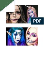 makeuphallowen 2018