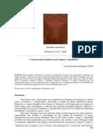 A interpretação simultânea entre línguas e modalidades (RODRIGUES, 2013).pdf