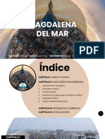 Caracterización ambiental de Magdalena