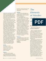 Issue1 Murder