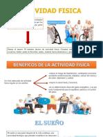 Actividad Fisica y Sueño
