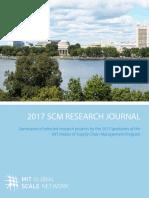 2017 SCM Research Final