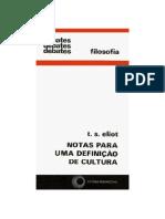 T.S.Eliot_-_Notas_para_uma_definição_de_cultura