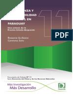 Gobernanza y Gobernabilidad Ambiental en Paraguay