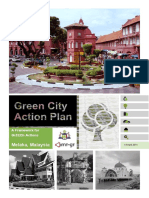 Imt Gt Green City Action Plan Melaka April 2014 Copy