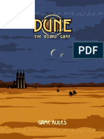 Dune Rules by Ilya