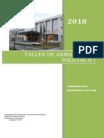 09-02-2018_09!01!009 Taller Arma y Tiro Policial II
