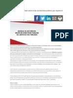 SERVIR Presenta Estudio Sobre El Tipo de Directivos Públicos Que Requiere El Estado Peruano