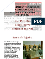 Los Movimientos Sociales Transformaciones 1er Exposicion