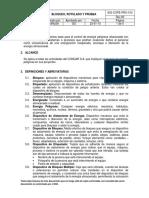 SIG-COPE-PRO-010 BLOQUEO, ROTULADO Y PRUEBA Rev 00.pdf