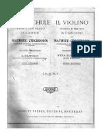 Crickboom El Violin 3