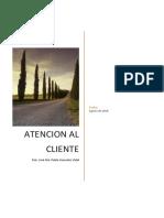 Material Del Participante Al Taller Atencion Al Cliente