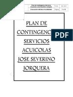 Plan Contingencia