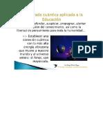 Educacion Cuantica Imagenes