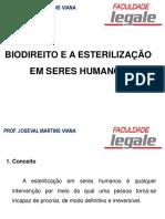 BIODIREITO E A ESTERILIZAÇÃO HUMANA.pdf