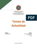 Temas de Actualidad-Stephany